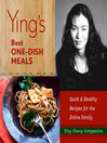 Ying&#39;s Best One-Pot Meals (eBook): Quick & Healthy Recipes for the Entire Family
